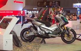 Xe ga concept cá tính Honda City Adventure ra mắt khách hàng Việt