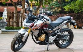 Honda CBF190R - Lựa chọn mới cho người đi xe côn tay
