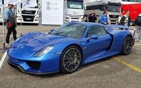 """""""Cha đẻ"""" của siêu xe Pagani Huayra hóa ra là """"fan cuồng"""" của Porsche"""