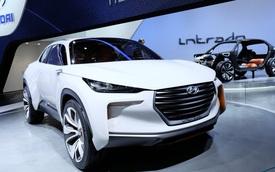 Hyundai phát triển SUV cao cấp dựa trên i20, cạnh tranh Nissan Juke