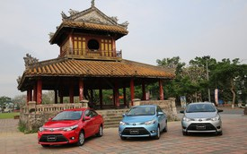 Thuế giảm, Toyota Vios giảm 30 triệu
