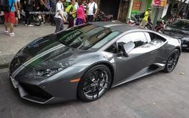 """Lamborghini Huracan """"lạ mắt"""" của tay chơi 9X Sài thành"""