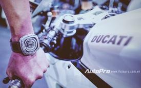 Đồng hồ gì dành cho xe sang của xế Việt?