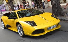 """Bắt gặp Lamborghini Murcielago từng của Cường """"Đô-la"""" trên phố Sài Gòn"""