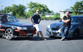Livestream: Drift cùng 2 tay lái kỳ cựu Hải Kar - Sơn Bùi
