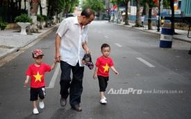 Hà Nội nghỉ lễ 2/9 - đường phố vắng vẻ, phố đi bộ đông vui