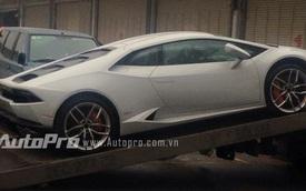 Lamborghini Huracan chính hãng thứ 2 về Việt Nam với màu độc