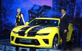 Khách hàng Việt có thể đặt mua xe thể thao Chevrolet Camaro SS