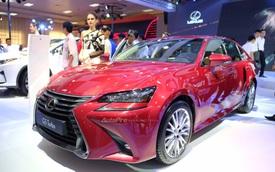 Cận cảnh xe sang lợi thuế Lexus GS200t 2016 ở VMS 2016
