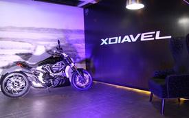 Ducati xDiavel đầu tiên về Việt Nam với giá hơn 1 tỷ Đồng