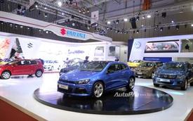 Chi tiết bộ ba xe mới của Volkswagen tại VIMS 2016