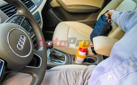 Hà Nội: Bình chữa cháy ô tô cháy hàng, chủ xe còn bỡ ngỡ với quy định mới