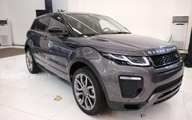 Cận cảnh Range Rover Evoque 2016 chính hãng tại Hà Nội