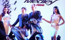 """Xe ga """"vô địch cốp to"""" Piaggio Medley chốt giá 71,5 triệu Đồng"""