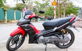 """""""Mổ xẻ"""" Yamaha Jupiter 2016: dễ tháo nhưng không gọn gàng"""