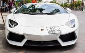 Khám phá Lamborghini Aventador chính hãng biển đẹp tại Việt Nam
