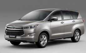 Toyota Innova 2016  – Vịt hóa thiên nga