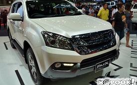 Isuzu sẽ mang phiên bản đặc biệt của xe SUV MU-X và bán tải D-Max đến triển lãm VMS 2016