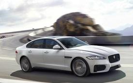 Chiều nay, Jaguar XF hoàn toàn mới sẽ ra mắt thị trường Việt Nam
