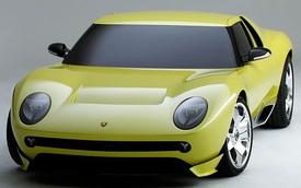 Lamborghini phát triển siêu xe lọt giữa Huracan và Aventador