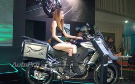 Kawasaki Versys 1.000 phân khối ra mắt khách hàng Việt