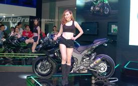Z1000SX 2016 - Nhân tố đầy bất ngờ tại gian hàng Kawasaki