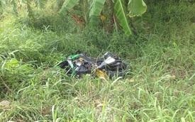 Kawasaki Z1000 gặp nạn tại Long An, người cầm lái gãy hai chân