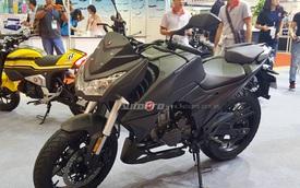 """Xuất hiện phiên bản """"nhái"""" của Kawasaki Z1000 tại Việt Nam"""