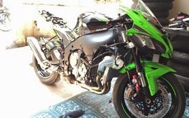 Kawasaki Ninja ZX-10R 2016 đầu tiên xuất hiện tại Việt Nam
