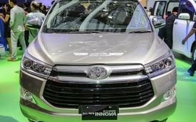 Toyota Innova thế hệ mới được đồn sắp ra mắt Việt Nam