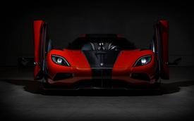 """""""Siêu phẩm"""" Koenigsegg Agera Final đầu tiên xuất hiện"""