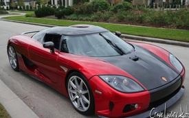 Lăn bánh gần 2.800 km, Koenigsegg CCX được rao bán 33 tỷ Đồng