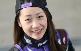 Làm quen với nữ sinh Nhật Bản xinh đẹp mơ ước trở thành tay đua Công thức 1