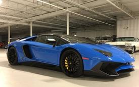 Lamborghini Aventador SV Roadster được rao bán với giá 15 tỷ Đồng