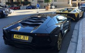 Hàng hiếm Lamborghini Aventador Miura Hommage xuất hiện tại công quốc Monaco
