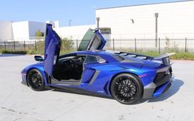 Siêu xe Lamborghini Aventador LP750-4 SuperVeloce cực đắt, cực hiếm cập bến Việt Nam