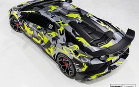 """Hãng độ Novitec lại """"nghịch"""" siêu xe cực hiếm, cực đắt, Lamborghini Aventador SV"""