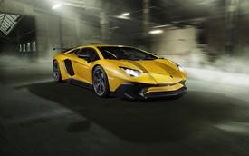 Lamborghini Aventador SV Torado - Bản độ ấn tượng từ Novitec