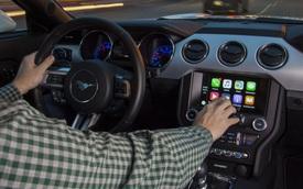 """Xe Ford sẽ """"bắt tay"""" với iOs và Android từ năm 2017"""
