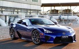 12 mẫu xe thương mại có vòng tua cao nhất từng được sản xuất