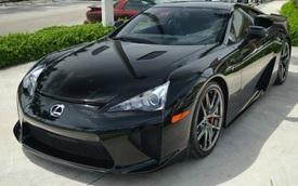 """Siêu xe hàng hiếm Lexus LFA rao bán mức giá """"hời"""" 6,1 tỷ Đồng"""