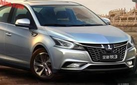 Luxgen 3 - Xe sedan nhắm thẳng đến thị trường Trung Quốc