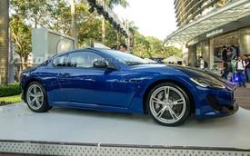 Maserati Granturismo MC Stradale chính hãng có giá từ 9,2 tỷ Đồng