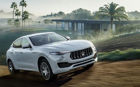 5 chiếc Maserati Levante đã cập bến Việt Nam, giá từ 5 tỷ Đồng