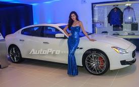 Maserati Quattroporte S Q4 chính hãng ra mắt Việt Nam, giá từ 6,7 tỷ Đồng