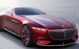 Coupe siêu sang Mercedes-Maybach 6 chính thức ra mắt