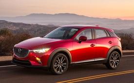 """Xe người Việt """"phát thèm"""" Mazda CX-3 là SUV cỡ nhỏ có đèn pha tốt nhất"""