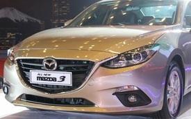 Dính lỗi, 10.000 xe Mazda 3 sẽ được triệu hồi tại Việt Nam từ 16/6