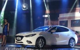 Mazda3 vẫn chiếm ngôi vương ở phân khúc sedan hạng C