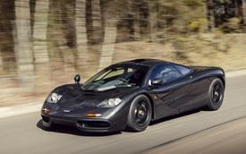 """Cận cảnh """"siêu phẩm"""" McLaren F1 sắp được rao bán"""